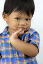 Free Asian Boy Stock Image - 5282961