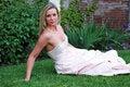 Free Cute Blond Woman - Horizontal Stock Photography - 5283362