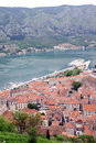 Free Kotor Bay And Old Town. Stock Images - 5285634