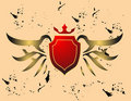 Free Vector Emblem Royalty Free Stock Photos - 5288748