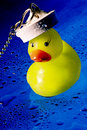 Free Sailor Ducky Royalty Free Stock Images - 5289769