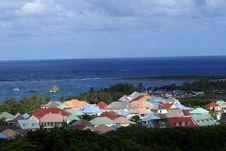 Free Saint Maarten Town Royalty Free Stock Image - 5280896