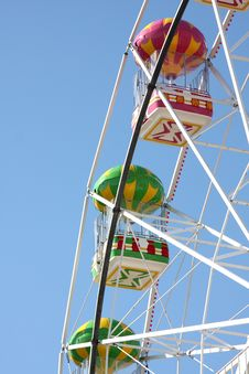 Free Ferris Wheel Royalty Free Stock Images - 5281649