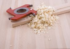 Free Woodworking Tool Stock Photography - 5281722