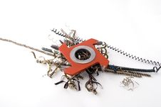 Free Metalworking Tool Stock Photography - 5281882