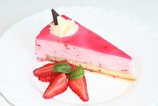 Free Strawberry S Dessert Royalty Free Stock Image - 5281956
