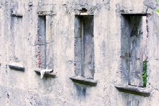 Free Windows In The Ruins Stock Images - 5282154