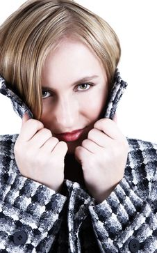 Free Beautiful Blonde Woman Royalty Free Stock Images - 5282339