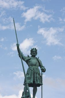 Free Statue Royalty Free Stock Photos - 5282958