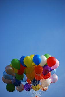 Free Balloons Stock Image - 5283231