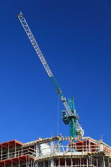 Free Construction Crane Stock Photos - 5283463