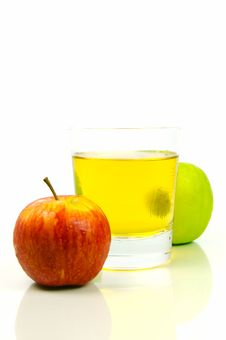 Free Apple Juice Stock Image - 5283501