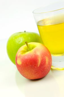 Free Apple Juice Royalty Free Stock Image - 5283546