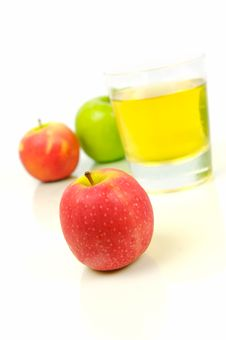 Free Apple Juice Royalty Free Stock Images - 5283549