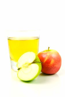 Free Apple Juice Stock Photos - 5283563