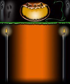 Halloween 1 Stock Image