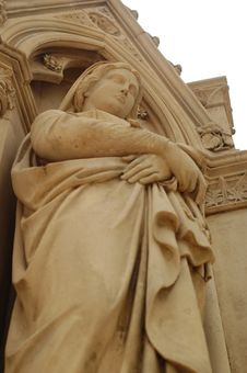 Free Old Statue Stock Photos - 5284643