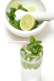 Free Mojito Stock Photo - 5285340