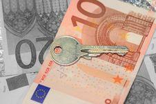 Key To Money Stock Photos