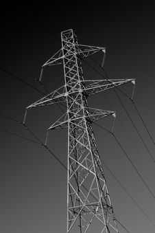 Free Power Pylons Stock Images - 5286554