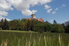 Free Smolenice Castle Royalty Free Stock Photo - 5286615