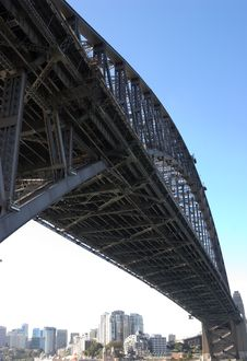 Free Sydney Harbour Bridge Stock Images - 5286934