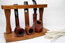 Free Tobacco Pipe Stock Photo - 5287150