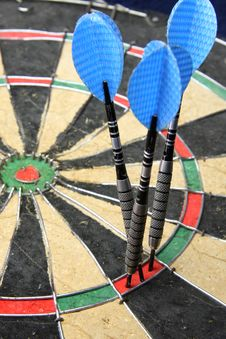 Free Dart Stock Photography - 5287332
