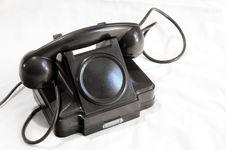 Free Phone Retro Stock Photography - 5287602