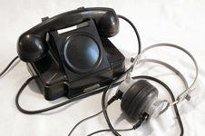 Free Phone Retro Stock Image - 5287661