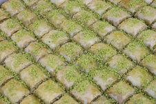Free Baklava Royalty Free Stock Images - 5287889