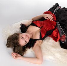 Free Lovely Girl Royalty Free Stock Photo - 5287935