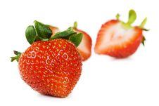 Free Fresh Strawberry Stock Image - 5288311