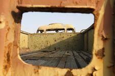 Free Military Vehicle Stock Photo - 5288680