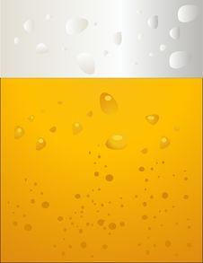 Free Beer Bubbles Vector Stock Photos - 5288743