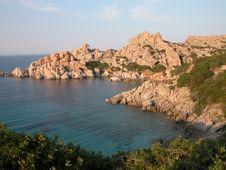 Beach In Sardinia (Italy) Stock Photos