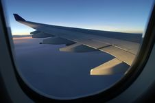 Free Wing Of Flight Stock Photography - 5289312