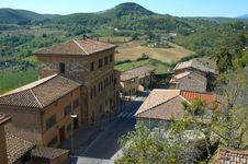Free Italian Village Royalty Free Stock Photos - 5289338