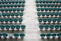 Free Empty Seating At Sports Stadium Royalty Free Stock Image - 5291786