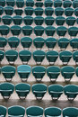 Free Empty Seating At Sports Stadium Royalty Free Stock Image - 5291796