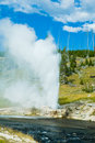 Free Erupting Geyser Royalty Free Stock Photo - 5293585
