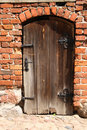 Free An Old, Rotten Door Stock Photos - 5294873