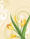 Free Floral Background Series Royalty Free Stock Photo - 5297065