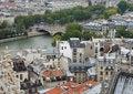 Free Paris Heart. Site Island. Stock Image - 5298611