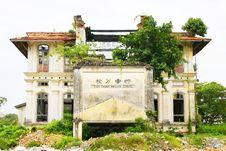 Free School Ruin Stock Photos - 5290313
