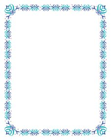 Free Ornamental Frame Royalty Free Stock Photography - 5290367