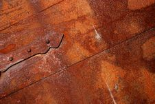 Free Rusty Metal Royalty Free Stock Images - 5290729