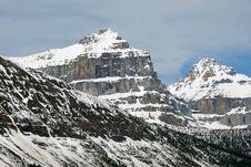 Free Snow Mountain Stock Photo - 5292740