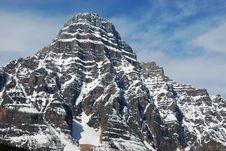 Free Snow Mountain Royalty Free Stock Image - 5292746