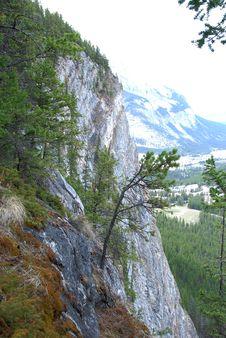 Free North Ridge Of Mount Rundle Stock Photography - 5292902
